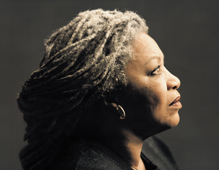 How was Toni Morrison important to American literature?