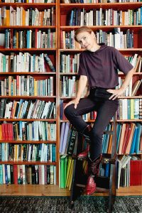Lionel Shriver Author