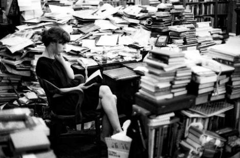 April Reading