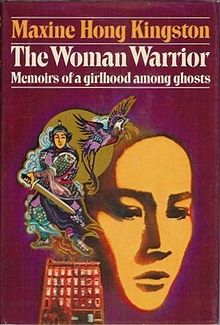 the ghosts of the woman warrior essay Maxine hong kingston woman warrior essays - the ghosts of the woman warrior.