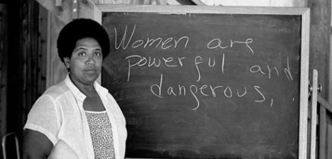 A Litany For Survival by Audre Lorde
