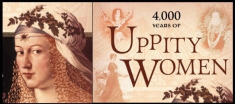 4,000 Years of Uppity Women Vicki Leon