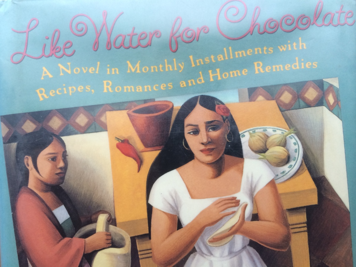 a fantasy love story in like water for chocolate by laura esquivel Hidden meaning in laura esquivel's like water for chocolate laura esquivel's novel, like water for chocolate, is a contemporary novel based on romance, recipes and home remedies very little criticism has been done on the novel.
