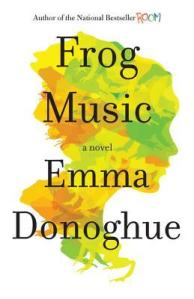 Frog Music Emma Donoghue Interview